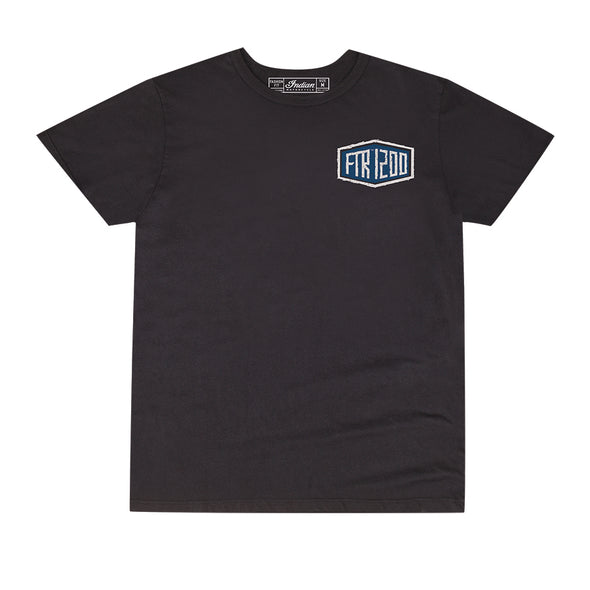 Men's FTR 1200 Shield Tee - Black