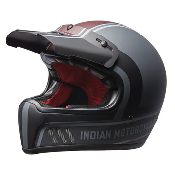 Adventure Helmet Matte Stripe by Indian Motorcycle®