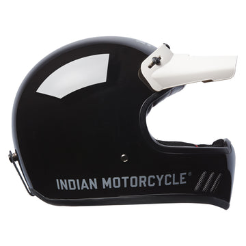 Adventure Helmet Gloss Black by Indian Motorcycle®