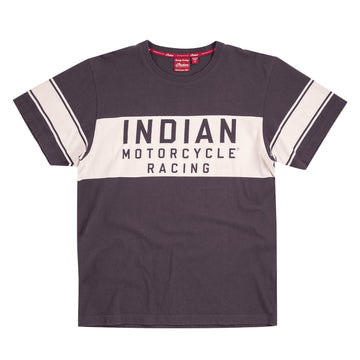 Wrecking Crew Tee Gray by Indian Motorcycle®