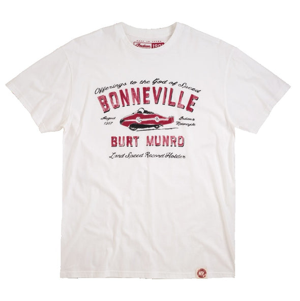 Men's 1901 Bonneville Tee by Indian Motorcycle®
