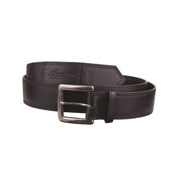 Black Leather Belt by Indian Motorcycle®