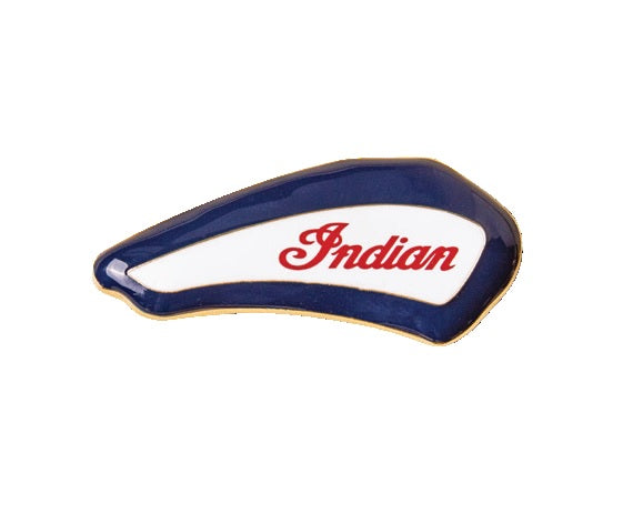 Scout Tank Badge Pin by Indian Motorcycle®