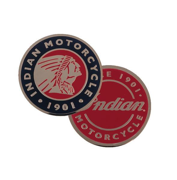 Icon Fridge Magnet by Indian Motorcycle®
