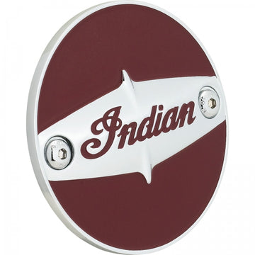 Pinnacle Cam Cover Red by Indian Motorcycle®