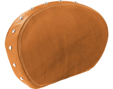 Passenger Backrest Pad - Dessert Tan