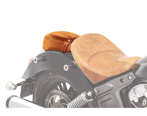 Genuine Leather Passenger Seat -Desert Tan