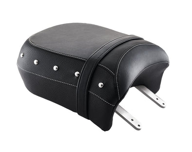 All-Weather Vinyl Passenger Seat -Black with Studs