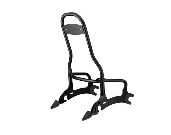 "14"" Quick Release Passenger Sissy Bar -Black"