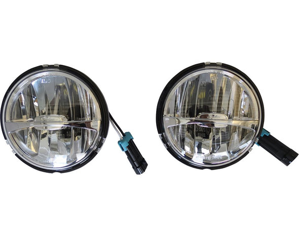 Front Pathfinder LED Driving Lights, Pair