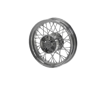 Laced Rear Wheel