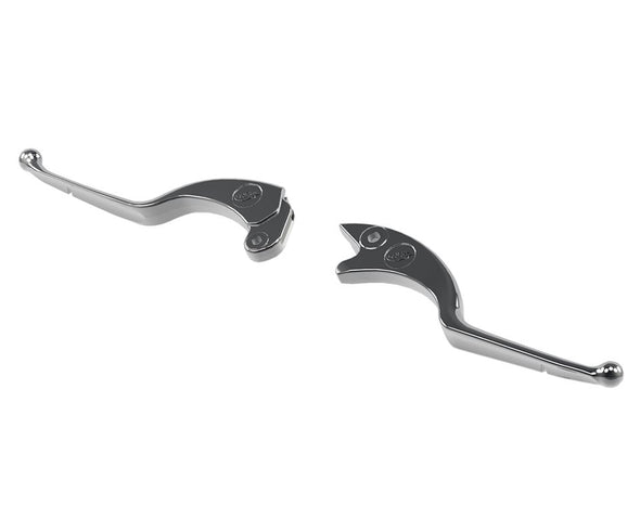 Aluminum Clutch and Brake Lever Kit -Chrome (2015-2016)