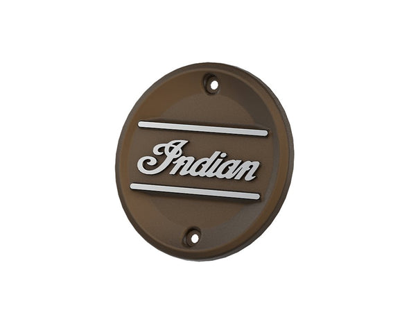 Steel Primary Engine Cover -Bronze