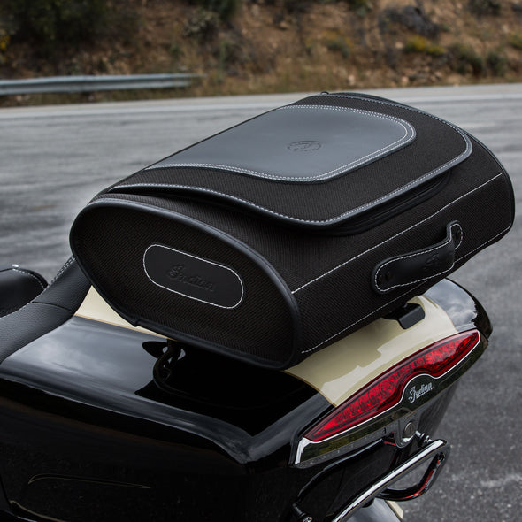 Trunk Rack Bag - Black