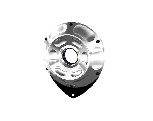 Billet Aluminum Ignition Cover -Chrome