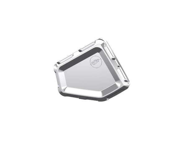 Billet Aluminum Midframe Covers -Chrome