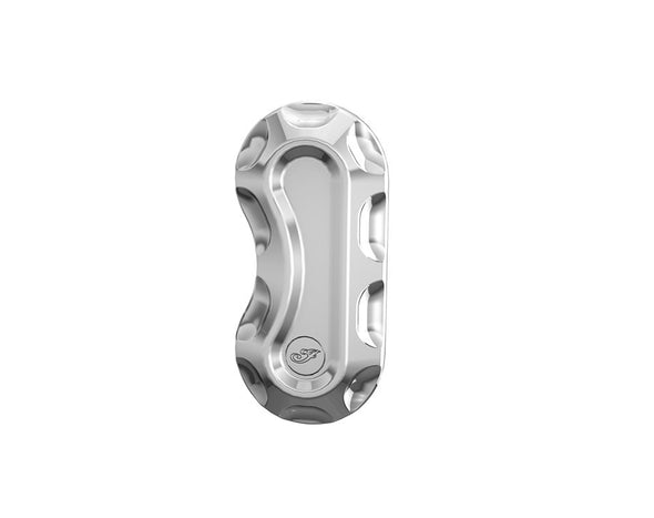 Billet Front Caliper Cover For Scout® - Chrome
