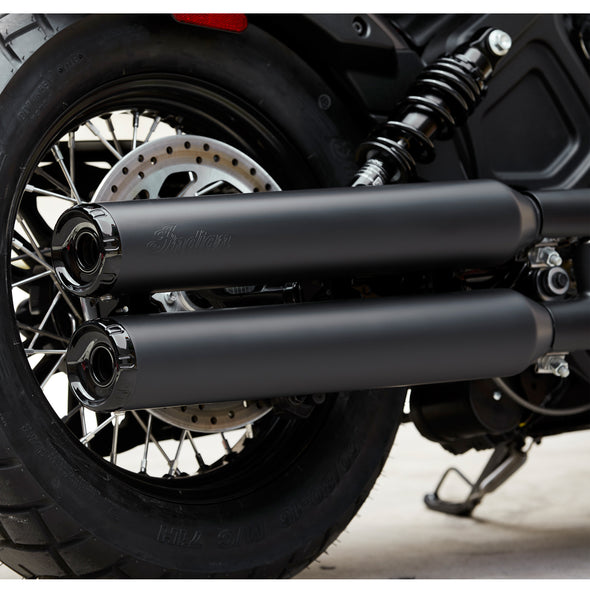 Stage 1 Straights Slip-On Exhaust Kit