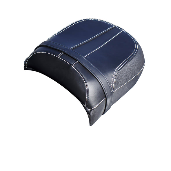 Genuine Leather Passenger Seat -Black