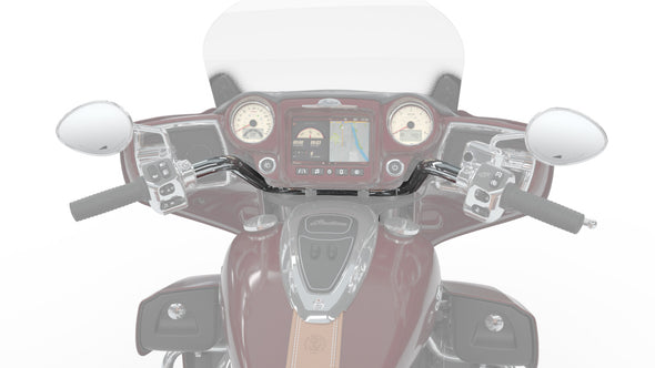 Reduced Reach Handlebar