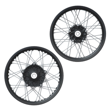 Aluminium Spoke Wheel Set