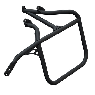 Side Bag Rack  -Black