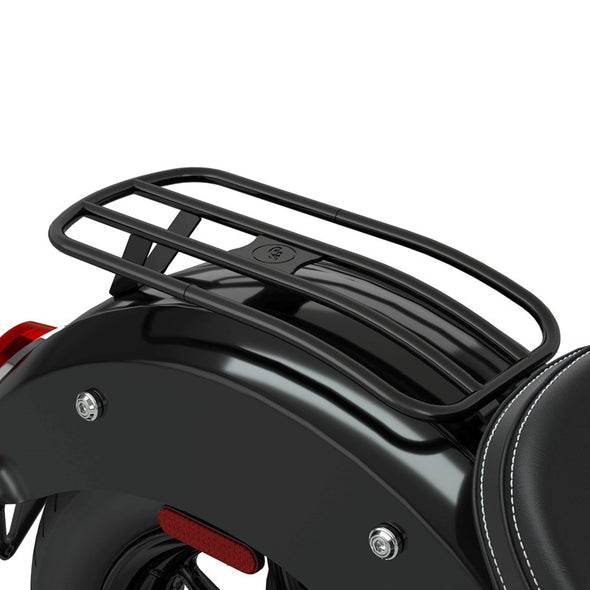 Solo Luggage Rack -Thunder Black