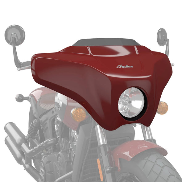 Quick Release Fairing -Indian Motorcycle Red