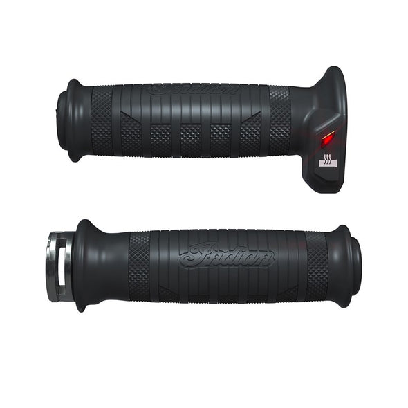 3-Setting Heated Grips