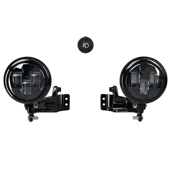 Pathfinder S LED Driving Lights Mount -Black
