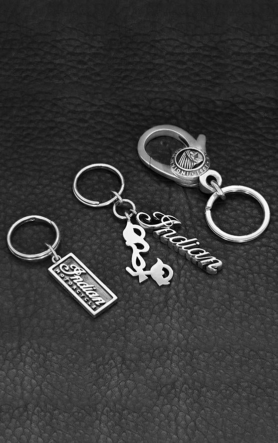 Indian Motorcycle Key Ring