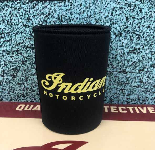 Indian Motorcycle Stubby Holder -Black