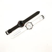 Wilderness Bodies Black Wrist Watch