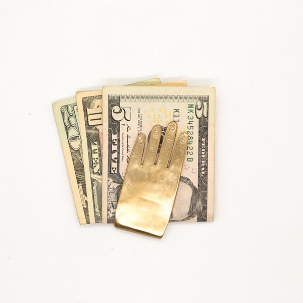 Hand Money Clip
