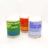 Calendar Goods Candle: Night Time
