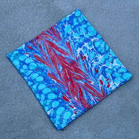 Marbled Pillowcase