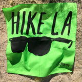 "Hiking Club LA ""Hike LA"" Bandana"