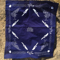 "Hiking Club LA ""Clouds"" Bandana"