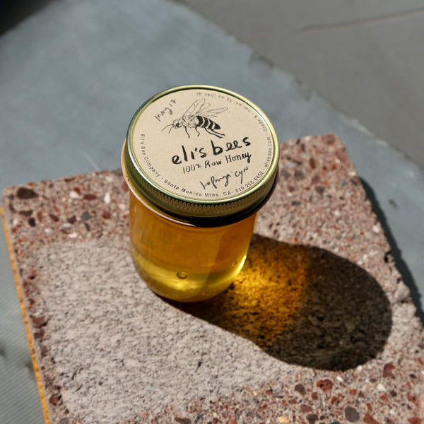 Eli's Bees Raw Honey