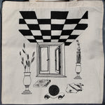 Losing the Pattern Tote Bag