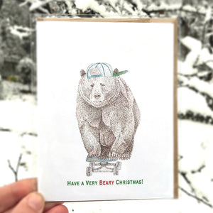 Have A Very Beary Christmas