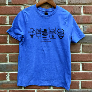 Scoop Local Kids T-shirt