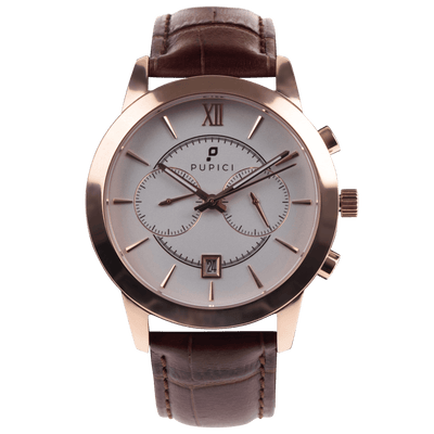 White Brown Engraved Limited Edition - pupici