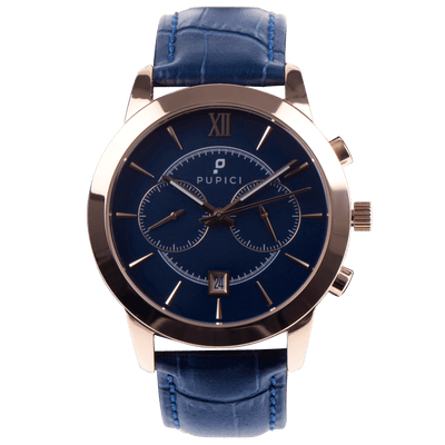 Blue Engraved Edition - pupici
