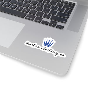 Marlow Clothing Co Kiss-Cut Stickers