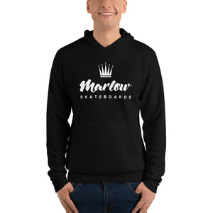 Marlow Skateboards Logo Fleece Hoodie