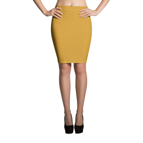 Mango Mojito Pencil Skirt