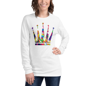 Wild Crown Long Sleeve Tee