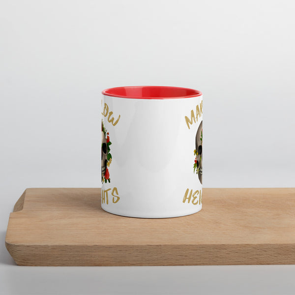 Repressed Truth Mug w/ Colored Handle/Inside