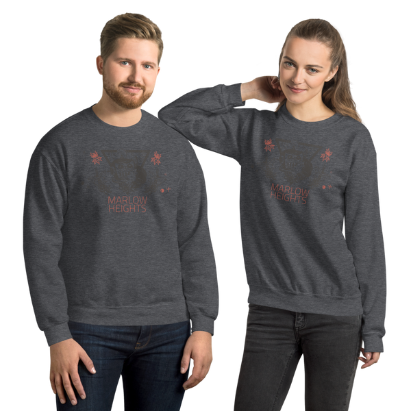 Space Love Crew Neck Sweatshirt